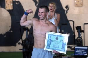 Sport: In Kyjiw neuer Weltrekord aufgestellt