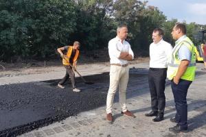 Руководитель Укравтодора рассказал, когда завершится ремонт трассы Запорожье — Мариуполь