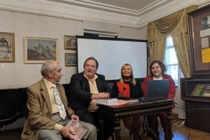 Українська громада займає визначне місце серед діаспор в Аргентині - посол