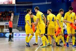 Збірна України з футзалу у вересні зіграє два  матчі в Івано-Франківську