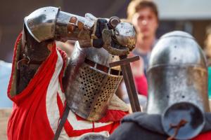 Луцьк кличе на фестиваль середньовічного бою
