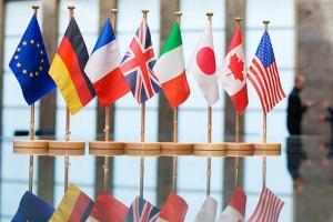 Líderes del G7 discutirán seguridad en Ucrania