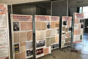 У Луганській ОДА відкрили пересувну виставку до Дня Незалежності