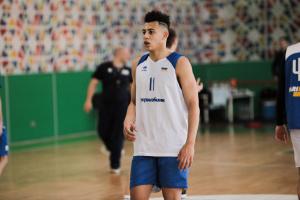 Український баскетболіст Санон повернувся в БК «Дніпро»
