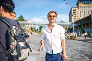 Алан Бадоєв провів репетицію Ходи гідності