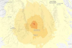 У Каліфорнії стався землетрус