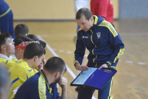 Юнацька збірна України з футзалу стартує на турнірі Montaigu Futsal Cup