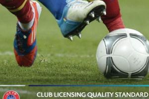 Українська асоціація футболу успішно пройшла оглядовий аудит міжнародної компанії