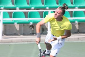 Украинский теннисист Вадим Урсу впервые в сезоне вышел в полуфинал соревнований