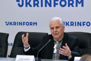 Росія й ОРДЛО заблокують роботу ТКГ, якщо Рада не дозволить вибори на Донбасі — Кравчук