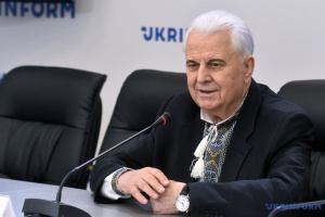 Kravchuk ready to sit down to talk with residents of Donbas who did not participate in war