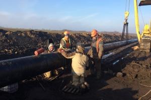 Укртрансгаз до сезону опалення замінить ізоляцію на 129 км трубопроводів ГТС