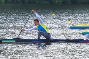 Украинка Четверикова выиграла «бронзу» на ЧМ по гребле