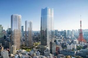 В Токио построят самый высокий в Японии небоскреб