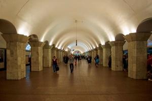 "Станцию метро ""Майдан Незалежности"" закроют 24 августа"
