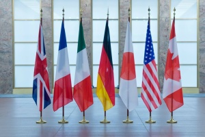 G7 ambassadors, Poroshenko discuss security situation, reform progress in Ukraine