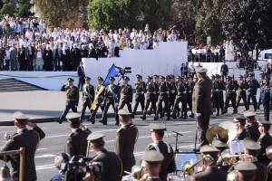 Торжества ко Дню Независимости с участием руководства государства
