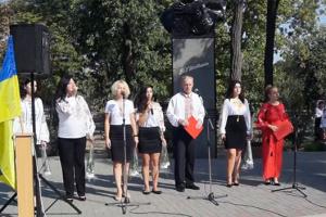 """На святкуванні у Генічеську переспівали пісню """"95 кварталу"""""""