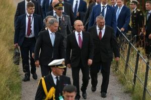 Три президентські зустрічі Путіна: «Все буде ОК» з Олегом Кудріним, випуск #2