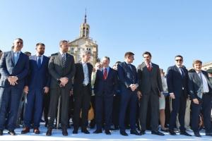Українцям щасливого Дня Незалежності: Волкер і Тейлор прийшли на Майдан