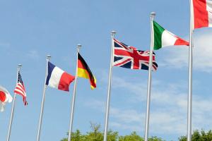 Во французском Биаррице - последний день саммита G7