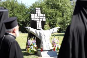 У Михайлівському соборі на чолі з Епіфанієм молилися за Україну