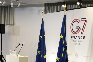 Во французском Биарриц лидеры G7 собираются на саммит