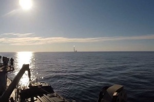 Росія у Баренцевому морі провела пуски балістичних ракет з підводних човнів
