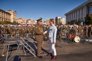 """Бадоєв назвав """"величезною честю"""" організацію урочистостей на День Незалежності"""