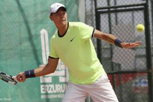 Український тенісист Дев'ятьяров побореться за перший титул у сезоні