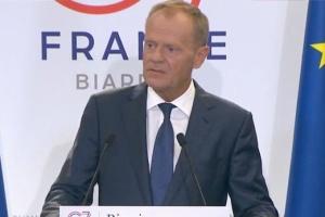 Туск: ЕС ответит аналогично, если США введут пошлины на французское вино