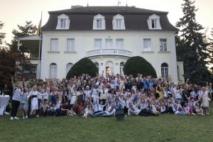 У Посольстві України в Австрії пройшов пікнік до Дня Незалежності