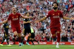 АПЛ: «Ліверпуль» переміг «Арсенал»