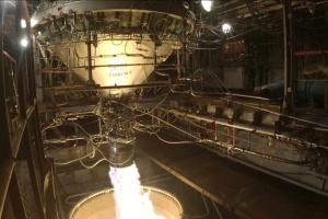 """В Україні провели випробування ступеня ракети """"Циклон-4"""""""