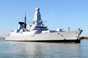 Британия направила эсминец в Персидский залив для охраны гражданских судов