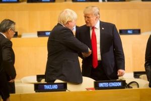 Джонсону не потрібні поради щодо Brexit — Трамп