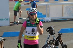 Віта Семеренко стала бронзовим призером світу з літнього біатлону в переслідуванні