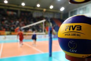 Сборная Украины уступила итальянкам на чемпионате Европы по волейболу