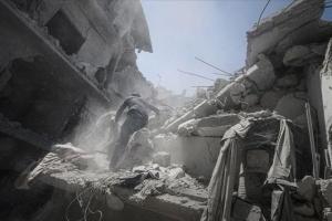 У Сирії через атаки військ Асада і російських союзників загинули дев'ятеро людей