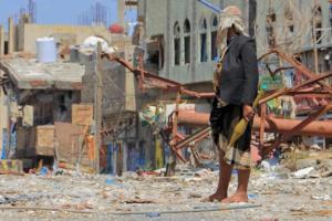 Арабская коалиция перехватила шесть ракет повстанцев из Йемена