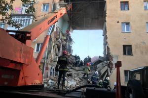 リヴィウ州でマンションが爆発 死者2名