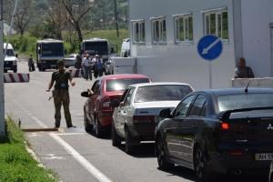 КПВВ на Донбассе переходят на весенний график