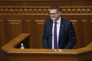 Баканов заперечує чутки про бійку з Богданом