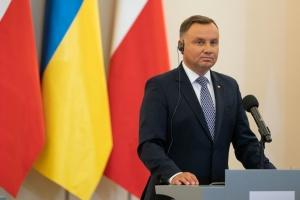 Дуда обіцяє сприяти у відкритті пункту пропуску на кордоні з Україною