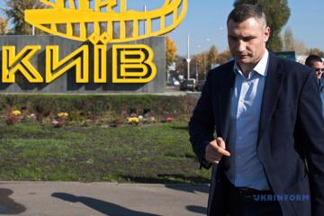 Klitschko will wieder als Bürgermeister kandidieren