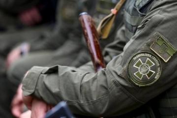 La Guardia Nacional de Ucrania patrullará a pie por las calles