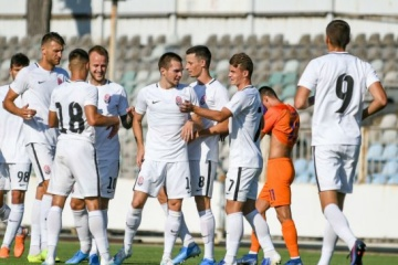 Zorya beats Buducnost to reach third qualifying round of Europa League