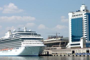 El Puerto de Odesa recupera el turismo de cruceros