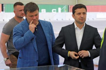 Zelensky comments on rumors around dismissal of Presidential Office head