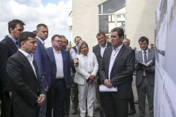El Estado dará dinero para la construcción de la pista de aterrizaje del aeropuerto de Ivano-Frankivsk